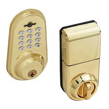 Keypad Door Locks Electronic Locks Honeywell
