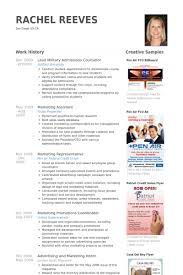 Sample Counselor Resume Mesmerizing Counselor Resume Samples VisualCV Resume Samples Database
