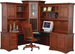 corner office desk hutch. Computer Desk With Hutch Solid Wood Within Stylish Corner Office Eulanguages