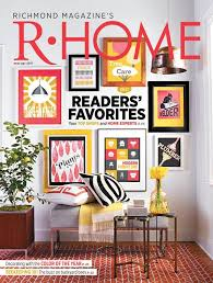Interior Design Mag Extraordinary RHome Magazine's MarchApril Issue Marissa Hermanson