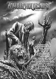 Zombie Holocaust Fanzine Numero 3 By Beppe Hm Diana Issuu