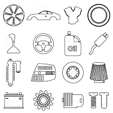 Excellent car parts drawing images simple wiring diagram images