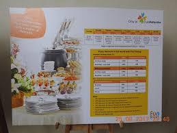 Club Mahindra Season Chart 2017 Buffet Meal Rates And Deals Picture Of Club Mahindra Varca