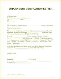 Employment Confirmation Letter Template Templates Employer Salary