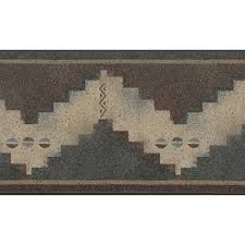 Dundee Deco 5.75-in Abstract Brown ...
