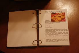 How To Make A Recipe Book Diy Recipe Book On Awesome Avenue