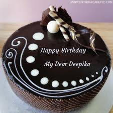 Download Happy Birthday Chocolate Cake With Name Edit Abc Birthday