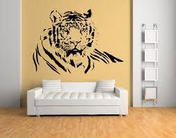 wall art designs wall art decals wall decor tiger wall art cling on wall art