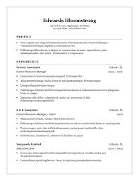 Curriculum Vitae Basicos Para Rellenar En Word Curriculum 10