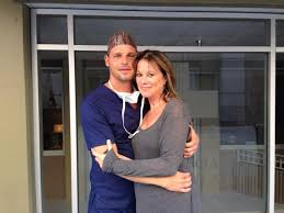 """Karin Gleason on Twitter: """".@7JustinChambers and the lovely ..."""