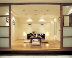 japanese style lighting. Japanese Style Dining Room In Cream With Full Lighting S
