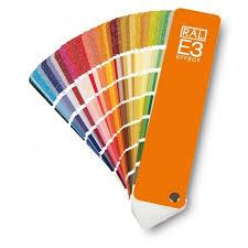 Ral E3 Colour Fan Deck 490 Ral Effect Colours