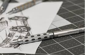Pentel Graphgear 1000 Mechanical Pencil Review Wowpencils