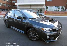 subaru wrx 2015 black.  Wrx 2015 Subaru Wrx Side View Dark Gray With Subaru Wrx Black
