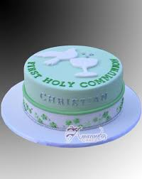 Communion Cake Ac17 Amarantos Cakes