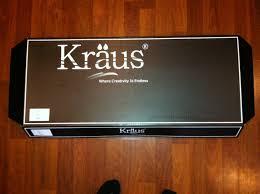 Kitchen Faucet Installation Instructions Kraus Kpf 1612 Kitchen Faucet Packaging Installation