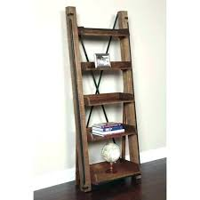 architecture rustic ladder shelves awesome wooden shelf slim throughout 0 from antique decorative plans elegant disp