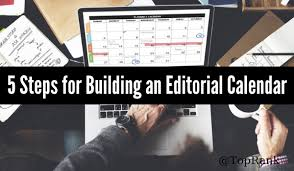 Group Planning Calendar Content Marketing Planning How To Build Your Editorial