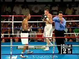 Andre Ward vs. Roger Cantrell 1/2 - YouTube