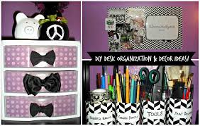 office desk organization ideas. Girly Office Accessories Graphics Bell Luxury Diy Desk Organization And Decor Ideas