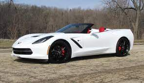 2015 Corvette Convertible For Sale Wisconsin 2015 Convt White Red 3lt Auto 13k Mi 46 900 Listing 817 Corvette Corvette Convertible Chevrolet Corvette