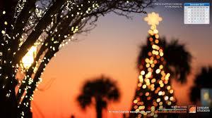 Christmas Lights In Sunrise Florida Pin By Deremer Studios On Calendar Wallpaper Palm Tree
