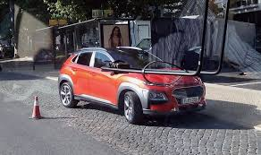 2018 hyundai crossover. fine 2018 2018 hyundai kona crossover caught naked on hyundai