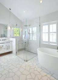glass enclosed showers bathroom contemporary with tile floor soaking bathtubs recessed lighting bench