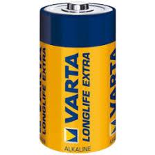 <b>Батарейка</b> тип <b>C</b> (LR-14) <b>Varta Longlife C</b>/LR14 BL 2 шт ...