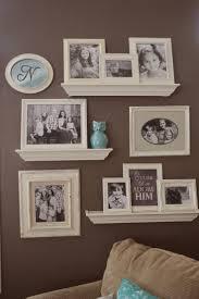 Classic layout  Photo Wall DisplaysShelving ...