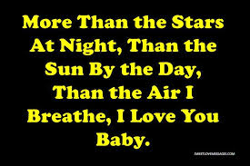 I Love You Baby Quotes Adorable 48 I Love You Baby Quotes For Him Sweet Love Messages