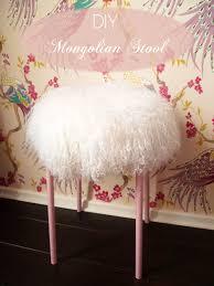 preciously me blog diy mongolian stool