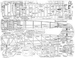aerofred model airplane plans stinson s model airplane plan