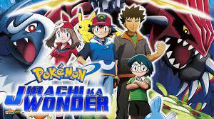 Pokemon Movie 6 Jirachi Ka Wonder Hindi – Tamil – Telugu Download HD