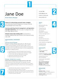 Resume Template 2017 What Your Resume Should Look Like in 100 Money 23