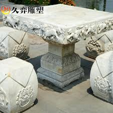 patio stone table get ations a long marble sculpture stone patio stone table and chairs for patio stone table