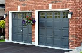 garage door with entry doorGarage Doors With Pedestrian Access Built In Designsectional Door
