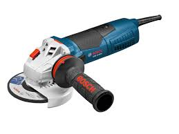 bosch hand tools. gws13-50vs 5 in. angle grinder bosch hand tools n