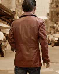 this is a screen accurate replica of the leather jacket wore by donnie brasco johnny depp