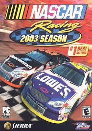 NASCAR Racing 2003 Season for Macintosh (2003) - MobyGames