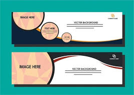 banner design template illustration style of education theme banner design template