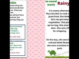 Phonics is a method of teaching kids to learn to read by helping them to match the sounds of letters, and groups of letters, to distinguish. Oo Sound Word S Phonics Worksheet For Kids Short And Long Vowel Worksheet Vowel Worksheet Youtube