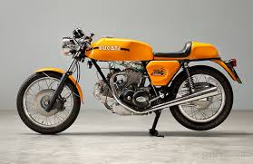 1973 ducati 750 sport by back to