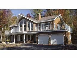 Home Plans   a Great View at Dream Home Source   Big WindowsAnd because home sites   great views are often situated on challenging terrain  this stunning collection also offers a wide selection of plans specially