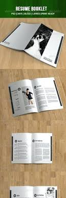 resume booklet free booklet template resume brochure 8 pages bettylin co