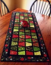 Table Topper & Runner Patterns - Erica's Craft & Sewing Center & Image - Pattern, Tumbler Table Runner Adamdwight.com