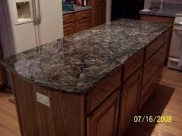 Kitchen Granites Different Granite On Island Than The Rest Of Kitchen