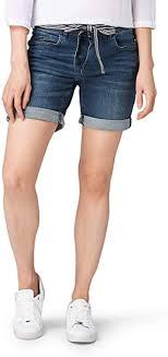 <b>TOM TAILOR Alexa</b> Women's Bermuda Shorts: Amazon.de ...
