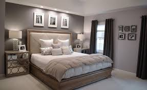 Image Of: Gray Bedroom Paint Ideas