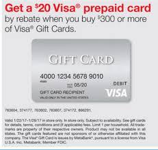 free cash points staples 300 in visa giftcards 20 visa rebate staples 20 rebate on 300 mastercard gift cards